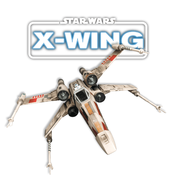 X-Wing de Star Wars